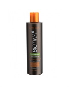 Biotina Шампунь против выпадения волос с биотином 250 мл Kativa