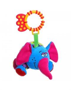 Подвесная игрушка Развивающая Слон гармошка Bondibon