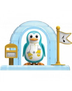 Интерактивная игрушка Пингвин в домике Digibirds