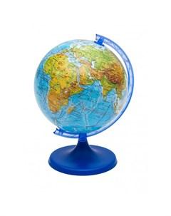 Глобус физический 22 см Ди эм би