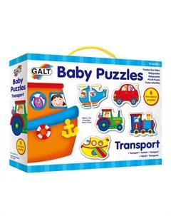Пазл для малышей Транспорт Galt