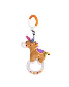 Подвесная игрушка Развивающая Лулу в цирке Happy snail