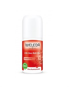 Дезодорант гранатовый 24 часа Roll On 50 мл Weleda