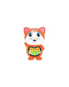 Интерактивная игрушка Кот сказочник Умка