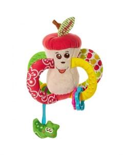 Погремушка игрушка Вкусное яблочко Chicco