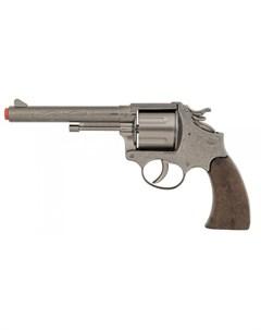 Игрушечное оружие Ковбойский револьвер на 12 пистонов Gonher