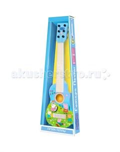 Музыкальный инструмент Гитара Пеппы Свинка пеппа (peppa pig)