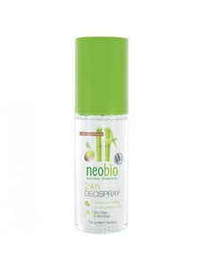 Дезодорант спрей 24 часа с био оливой и бамбуком 100 мл Neobio