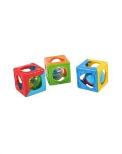 Развивающая игрушка Мяч погремушка Playgo