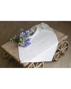 Крестильное полотенце Ангел хранитель летящий 130х70 12 709 10 Alivia kids