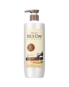 Кондиционер Rice Day для поврежденных волос увлажняющий 550 мл Cj lion