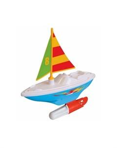 Игрушка для купания Лодка со звуковым эффектом Kiddieland