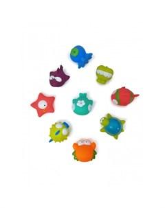 Игрушка для ванной Морские животные 9 шт Яигрушка