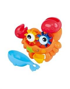 Игрушка для ванной Краб Playgo