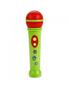 Музыкальный инструмент Микрофон 20 песен В Шаинского Умка