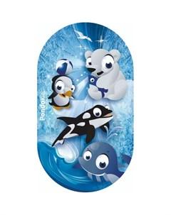 Коврик Kids для ванны Арктика 69х39 Pondo