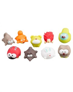 Набор игрушек для ванной Лесные жители Roxy kids