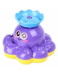 Игрушка фонтанчик для ванны Осьминожек Ути пути