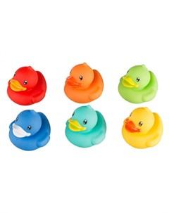 Набор игрушек для ванной Уточки Roxy kids