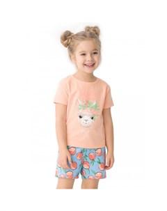 Пижама для девочек WFATH3180U Pelican
