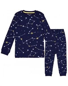 Пижама для мальчика Звёздное небо 272 395 48 Kogankids