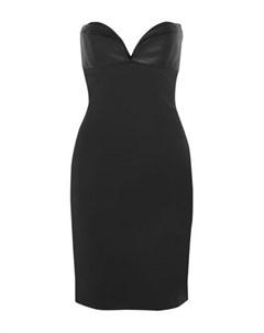 Короткое платье Brandon maxwell