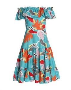 Платье длиной 3 4 Isolda