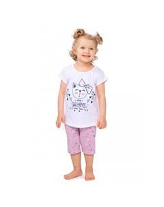 Пижама для девочки Летний сон Веселый малыш