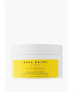 Масло для тела Acca kappa