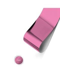 Фольга розовая Emi