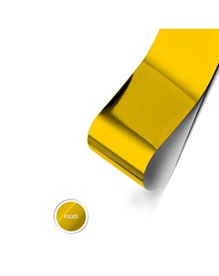 Фольга желтое золото Emi