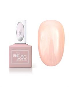 Гель лак Lac 003 Розовые сливки 9 мл Emi