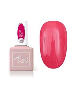 Гель лак Lac 020 Готический розовый 9 мл Emi