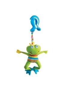 Подвесная игрушка Развивающая Лягушонок Френки Tiny love