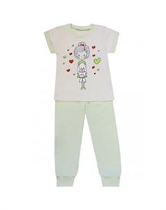 Пижама для девочки 16557 Котмаркот