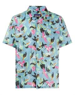 Рубашка с принтом Patagonia