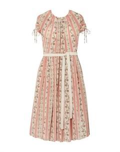 Платье длиной 3 4 Brock collection
