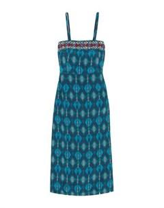 Платье длиной 3 4 Figue