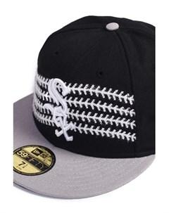 Бейсболка Sox Black Grey 7 New era