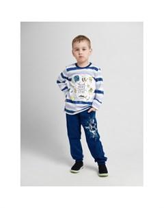 Пижама для мальчика ПД 1М19 Lapsi