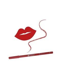Карандаш для губ тон 412 Parisa cosmetics