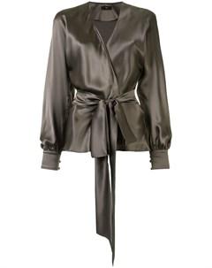 Блузка с запахом Voz