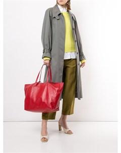 Объемная сумка тоут Mansur gavriel