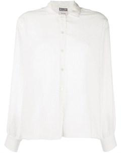 Рубашка из сирсакера с длинными рукавами Kristensen du nord
