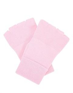 Трикотажные перчатки митенки Balenciaga