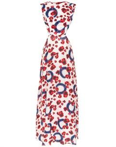 Платье Anastacia с принтом Isolda