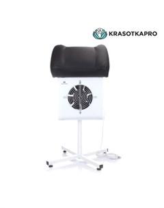 Пылесос для педикюра с подставкой черный 65W Krasotkapro