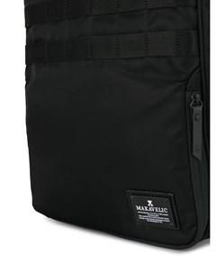 Рюкзак Wisdom с нашивкой логотипом Makavelic
