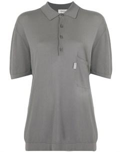 рубашка поло с короткими рукавами Rochas