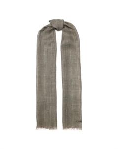 Льняной шарф Corneliani